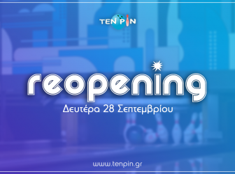 Ten Pin – Reopening!